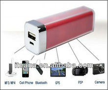 mini external power bank for digital products and macbook pro /ipad mini