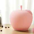 Apple Silicone Colorful LED Pat Night Light for Room