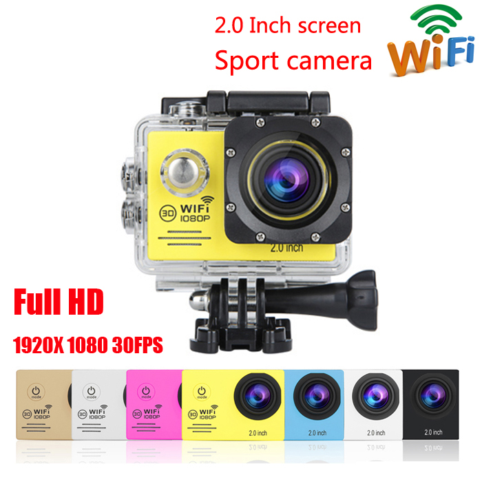 Hot Selling FHD Small Traveling Xiaomi Yi Waterproof wifi sport camera, Yi camera Xiaomi, Xiaomi Yi Sport Camera