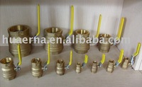 precision brass ball valves high quality