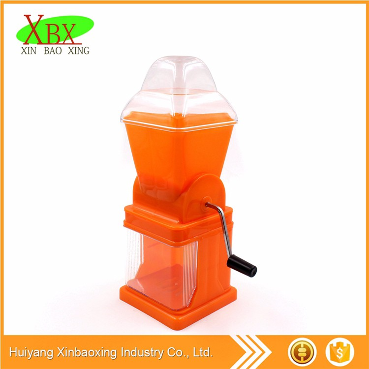 Multifunctional 25*11.4*11.4cm PP/ Stainless steel vegetable cutter