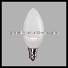 CANDLE shape LED Lamp 3W 4W 5W E14
