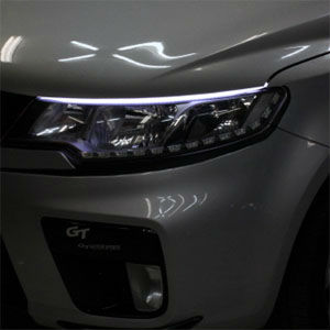 Kia Frote Koup 1Way 2Way eye line