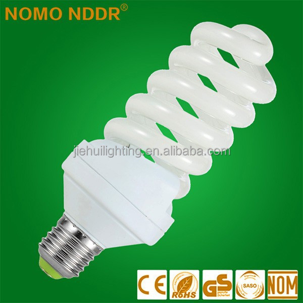 110V 220V E27 B22 26W Fluorescent Full Spiral Energy Saving Lamp bulb