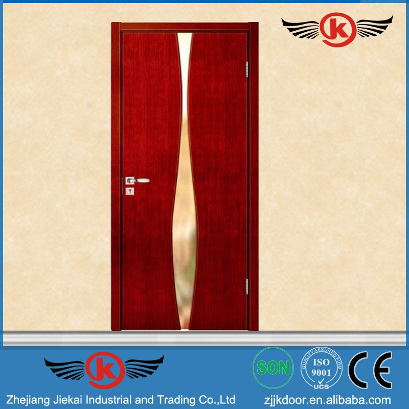 JK-W9207 JieKai living room door design / cold room glass door / glass door for steam room