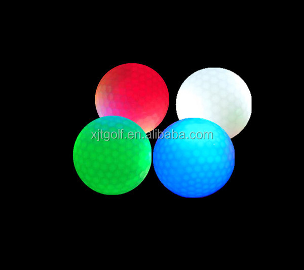Led Strip Lights Golf Ball Glow in the Dark Bouncing Ball