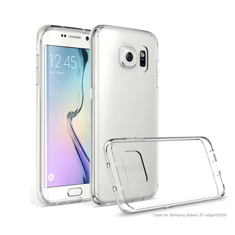 Soft Clear Transparent Tpu Case For Samsung Galaxy Note N7000 I9220 Cover