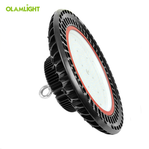Competitive Price 100w 150w 200w Industrial Retrofit Lamp Fixture UFO LED High Bay Light