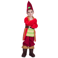 kids christmas costume children Elf cosplay cosplay party costume