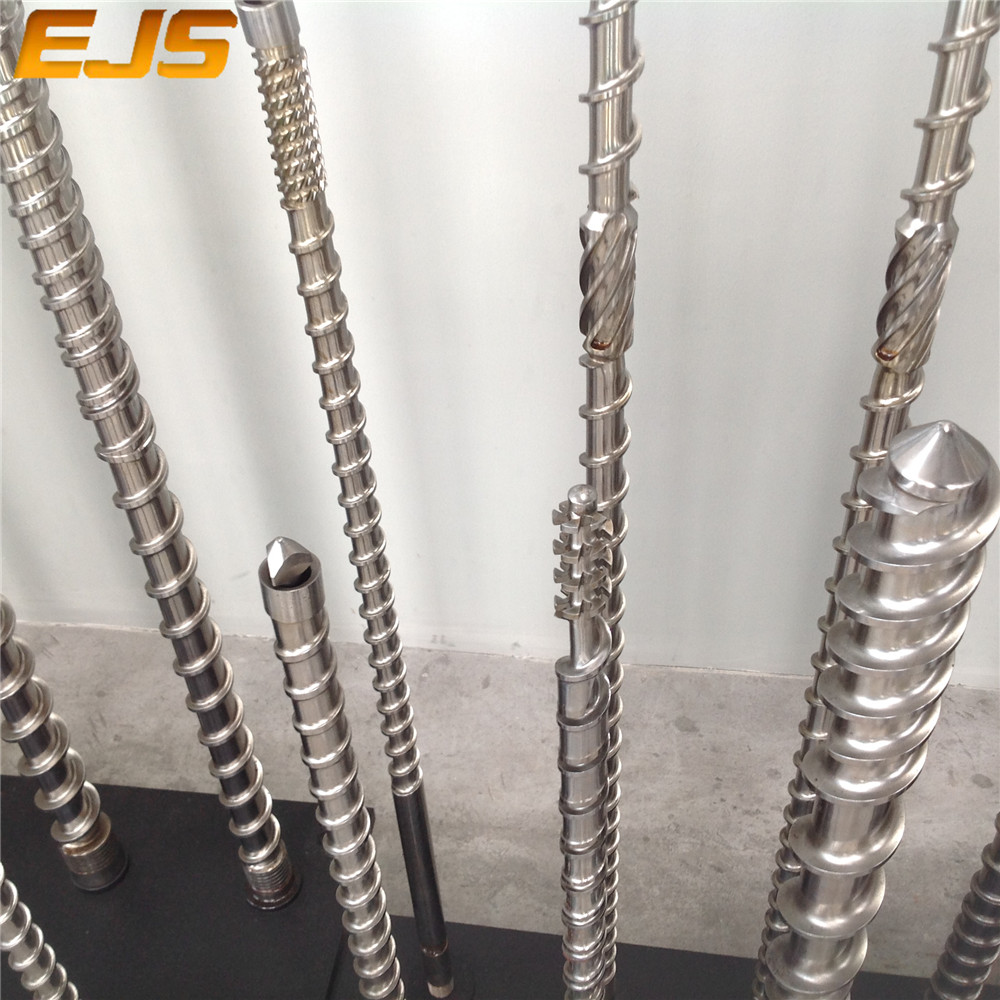 extruder screw with mixing head, twin screw with mixing screw head from Zhoushan