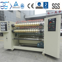 Ultra Transparent Adhesive Tape Slitting Rewinding Machine