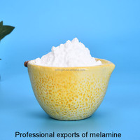 China melamine 99.8% and melamine resin powder