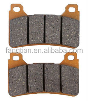Sintered Copper Brake Pads For Japanese Motorcycles