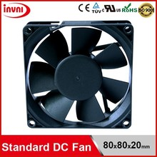 Standard SUNON 12V DC Axial Flow Exhaust Fan With High RPM 80x80x20mm (PF80201V1-0000-A99)