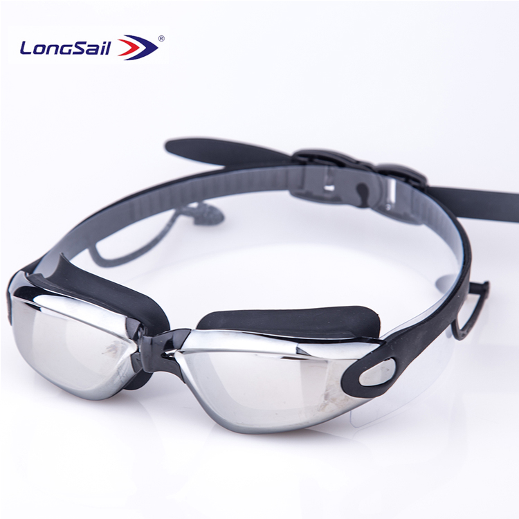 패션 design 실 내용 방수 glasses clear vision swimming 고글 와 귀 plug