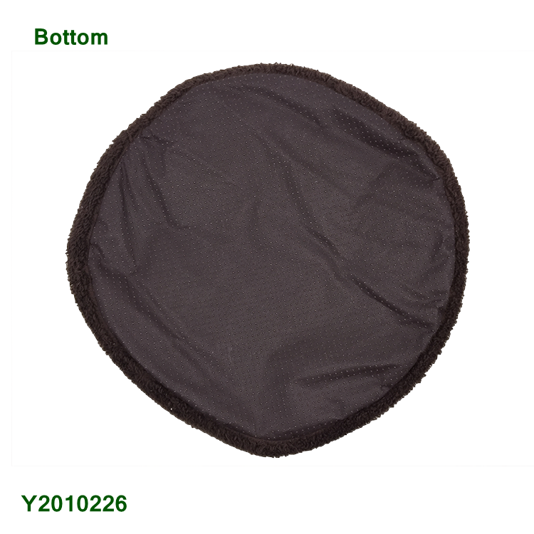 YANGYANG Pet Products Burger Bun Pet Bed, Burger Bun Dog Bed, Burger Bun Cat Bed
