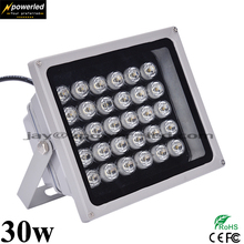 6 watt range 48 watt rgb color changing 30w led flood light