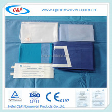 Disposable sterilized by EO surgical exploratory sterile cover made in China