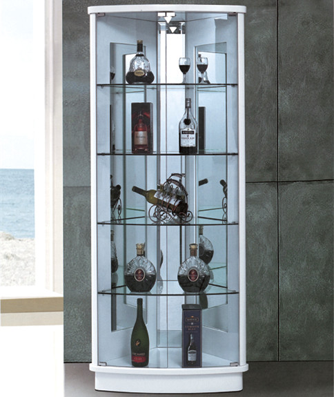 Modern design white medical glass wine cabinet buy glass wine cabinet white - Decoration cabinet medical ...