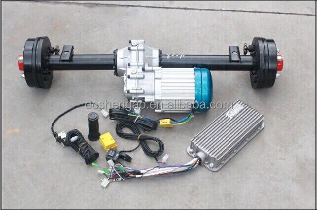 Electric Wheel Hub Motor Car Motor Wheel Car Hub Motor