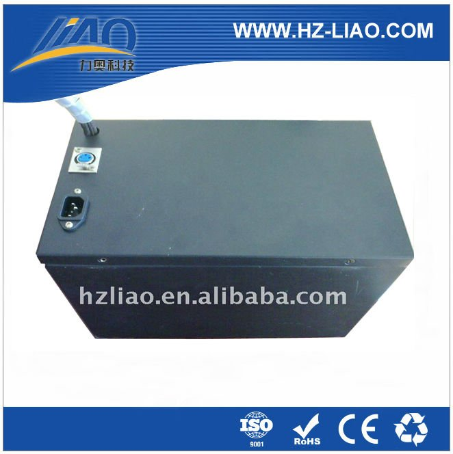 China Liao LiFePO4 (LFP) electric vehicle/car battery pack 72Volt 60Ah 5KW Lithium iron phosphate battery