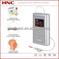 Intranasal 650nm low level laser therapy apparatus HY05-A semiconductor laser treatment instrument for high blood pressure