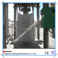 Tangshan zhongyi made 1-2t cement big bag filling machine