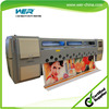 3.3 M outdoor inkjet plotter with 4 PCS SeikoSpt510 35pl print head