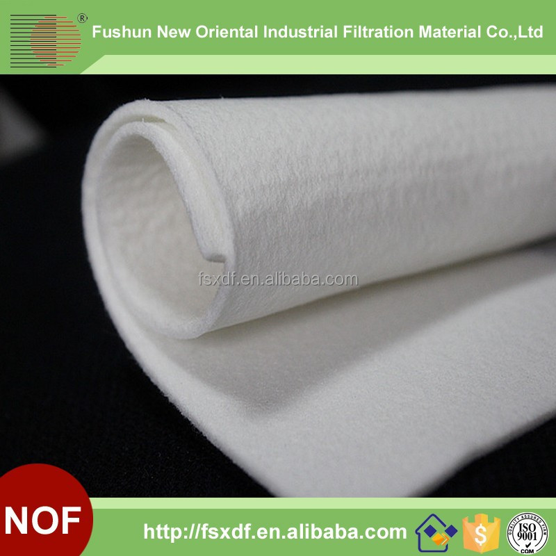 NOF Polypropylene filter cloth/filter felt with low price good quality