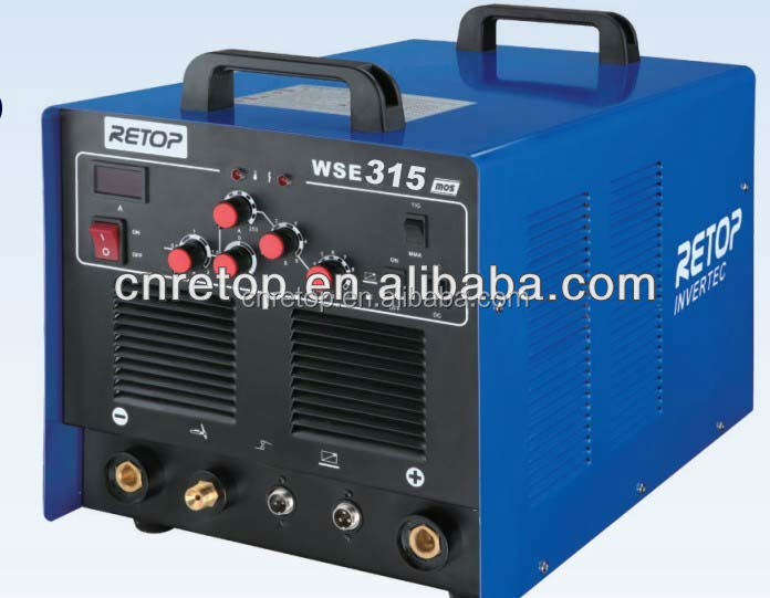 TIG WSE-315 MOSFET Welding machine