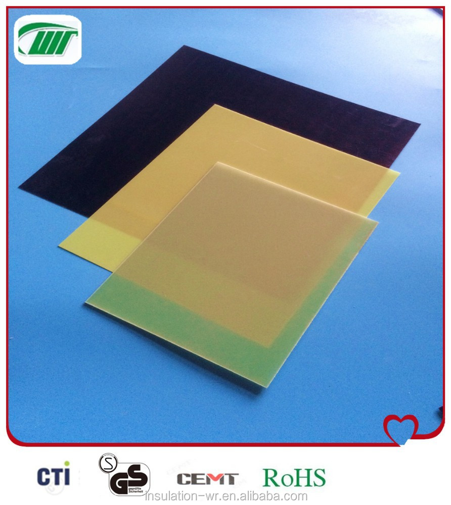 epoxy resin &glassfiber plate for stainless steel