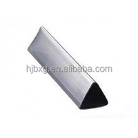 Solid stainless steel triangle bar for sale