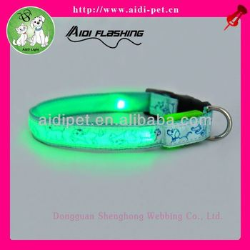 cheap led light dog collar/global pet products dog carrier
