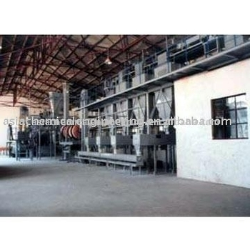 Concentrated Detergent Powder Plant