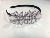 Beautiful safety diamonds hairband for Baby girls