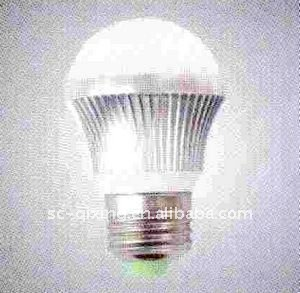 LED Ball steep shell,energy saving bulb