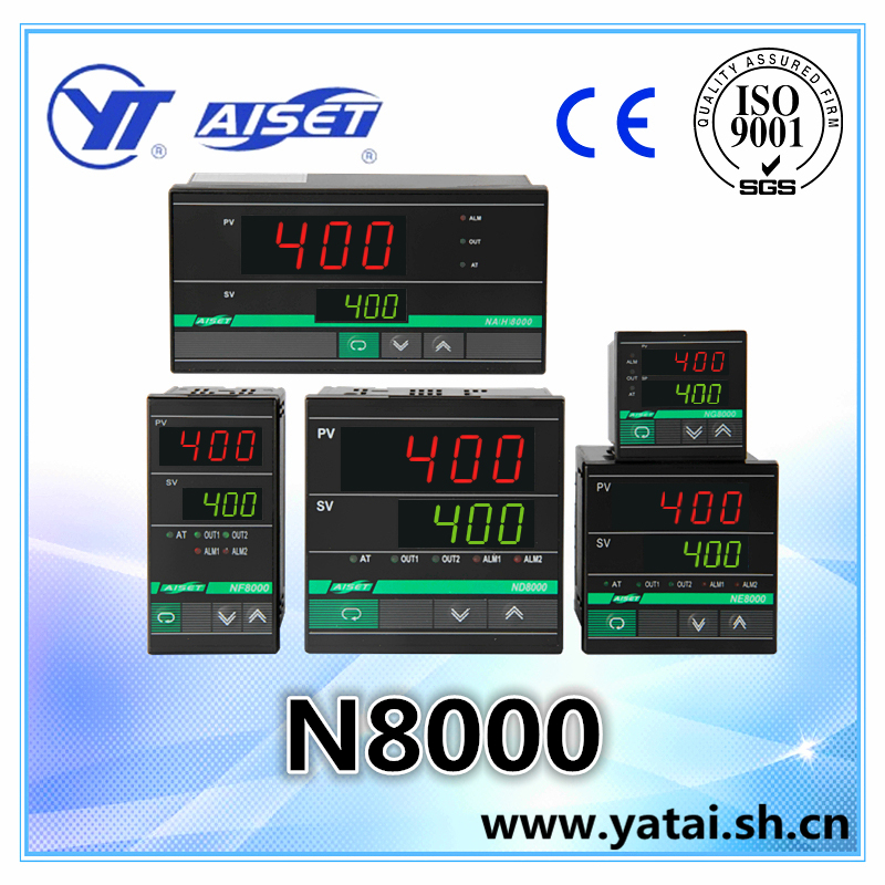 N-8000 Series Intelligent Digital Display temperature Controller (New product in national class )