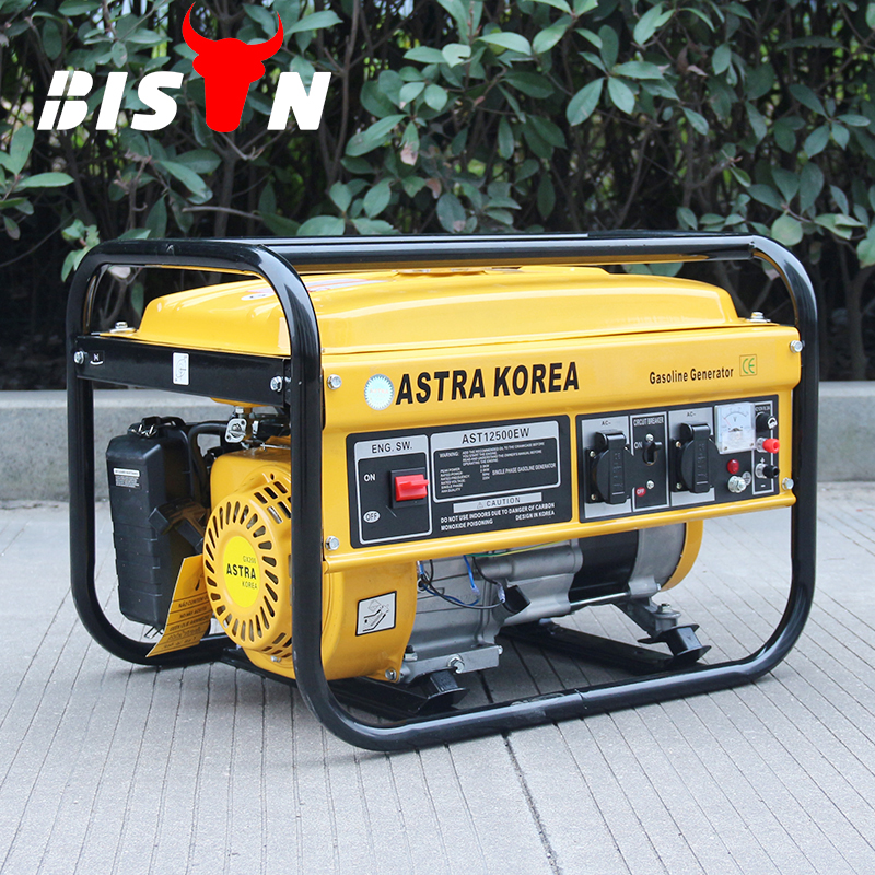 BISON(CHINA) Middle East 2kw AST3700E Astra Korea Gasoline Generators