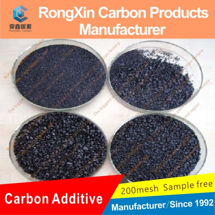 Carbon Additive Calcined Anthracite Coal Price for Steel Making