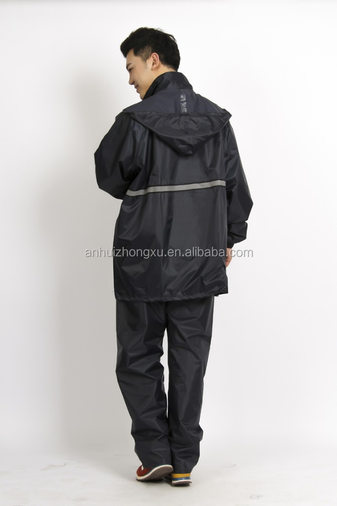 motorcycle raincoat/riding raincoat/cheap raincoat folding rain coat