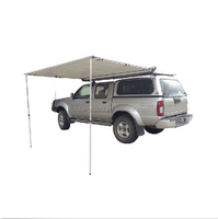 2M x 3M Car Awning Annex Tent Camper 2x3m Camping Side 4WD 4X4 Roof Top