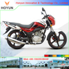 Hot sale in America and Africa HOYUN PEGASUS CBF YBR Xuanfeng motorcycles