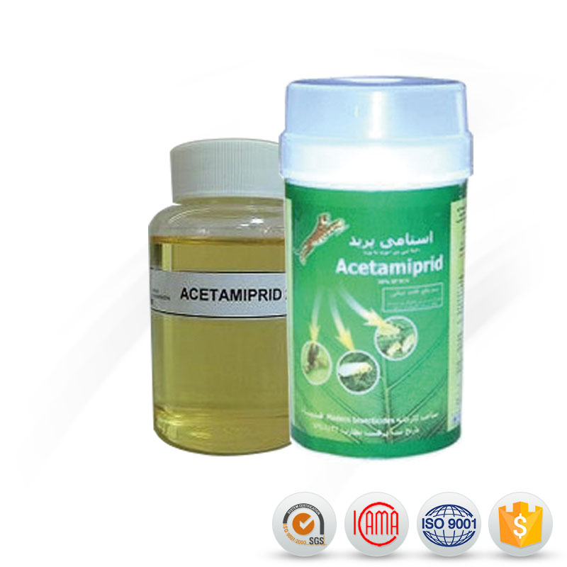 Pesticides agriculture Acetamiprid 20SP