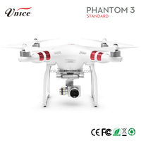 Mobile phone control rc plane in Vnice phantom 3 standard drone with live view quality