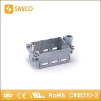 09140100313 HF10B-NLA3 03010C00061,03010C00041 Module activity framework for 3 modules heavy duty connector