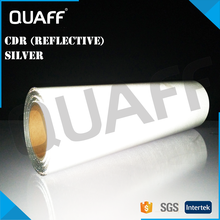 QUAFF Korea Reflective PU Heat Transfer Vinyl heat shrink vinyl top transfer film reflective heat transfer vinyl for clothing