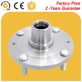 CNC Produced High Tech Front Rear Wheel Hubs For HYUNDAI 51750-2D003