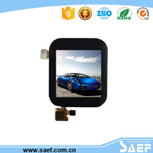 1.54 inch tft lcd module IPS capacitance touch screen TFT watch lcd module