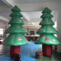 2015 indoor inflatable christmas tree for decorations~