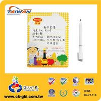 For corporate gifts magnetic whiteboards for fridge magnet writing white board
